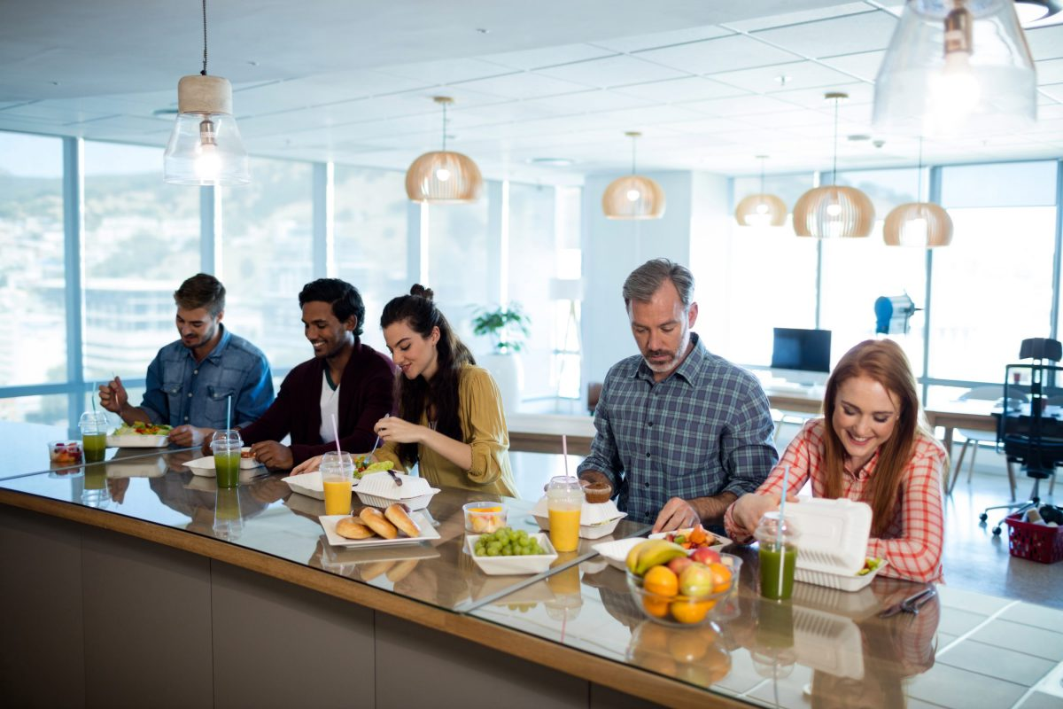 Healthy Employees, Healthy Business: Changing the Work Environment to Promote Employee Wellness
