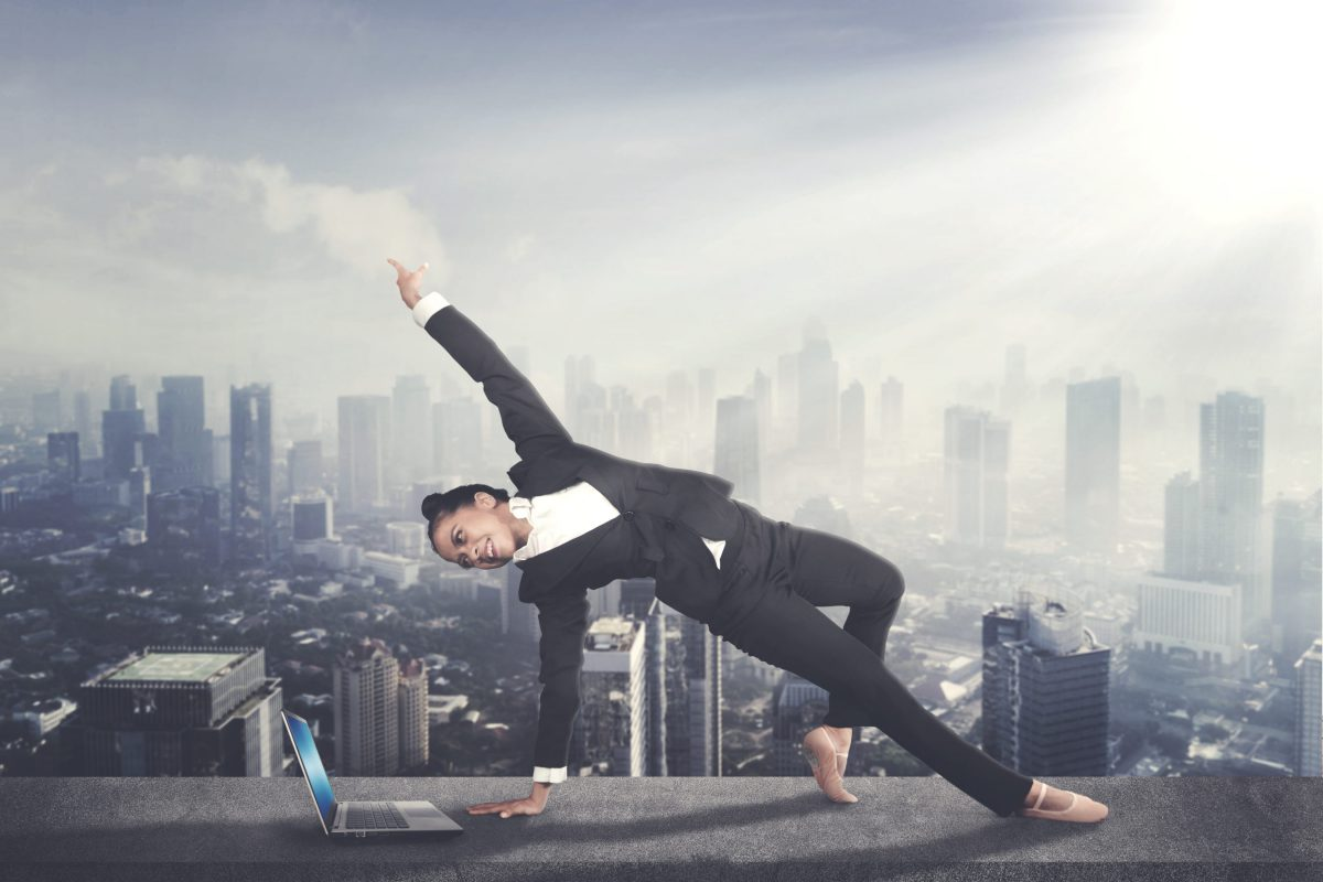 It Pays to Be Agile: 3 Steps to Increasing Workspace Flexibility